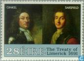 Briefmarken - Irland - William-Krieg