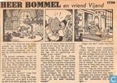 Strips - Bommel en Tom Poes - Heer Bommel en vriend Vijand