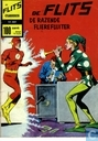Comics - Roter Blitz - De razende flierefluiter