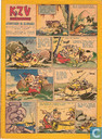 Strips - Kleine Zondagsvriend (tijdschrift) - 1953 nummer  19