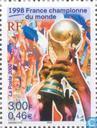 Postzegels - Frankrijk [FRA] - Sportieve hoogtepunten 20e eeuw