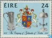 Postage Stamps - Ireland - Jewellers Guild