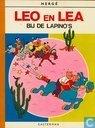 Strips - Leo en Lea - Leo en Lea bij de Lapino's