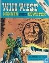 Bandes dessinées - Wild West Tornado - Mannen zonder geweten