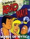 Bandes dessinées - Arad en Maya - Manus op Mytica
