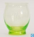 Glas / kristal - Kristalunie - Dante Waterglas vert-chine