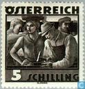 Postzegels - Oostenrijk [AUT] - Klederdrachten