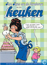 Comic Books - Jack, Jacky and the juniors - In de keuken