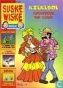 Comic Books - Suske en Wiske weekblad (tijdschrift) - 1998 nummer  25