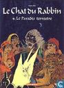 Comics - Katze der Rabbiners, Die - Le paradis terrestre