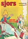 Bandes dessinées - Sjors van de Rebellenclub (tijdschrift) - 1968 nummer  43