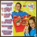 Wie is het?   McDonalds Happy Meal