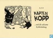 Comic Books - Kappie [Toonder] - Käpten Kopp ...und die seltsame Kohlenladung