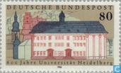 Université de Heidelberg 1286-1986