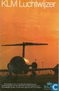 KLM - Luchtwijzer 1976