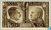Postage Stamps - Italy [ITA] - Italian-German Weapon Brotherhood