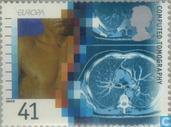 Postzegels - Groot-Brittannië [GBR] - Europa – Grote ontdekkingen