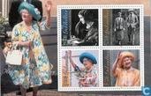 Postage Stamps - Gibraltar - Queen Mother's 100th birthday