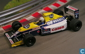 Model cars - Onyx - Williams FW13B - Renault