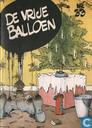 Strips - Vrije Balloen, De (tijdschrift) - De Vrije Balloen 33