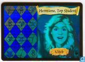 Trading Cards - Harry Potter 3) Diagon Alley - Hermione, Top Student