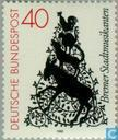 Postage Stamps - Germany, Federal Republic [DEU] - Bremen Town Musicians