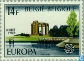 Timbres-poste - Belgique [BEL] - Europe – Paysages