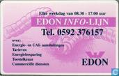 Edon info-lijn