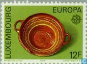 Postage Stamps - Luxembourg - Europe – Handicrafts