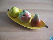 fruits Carlton cruetset Ware 2431