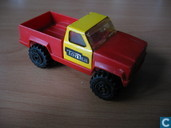 Model cars - Tonka - Pickup