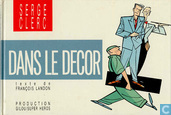 Comic Books - Phil Perfect - Dans le decor