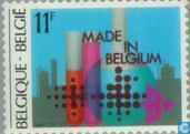 Briefmarken - Belgien [BEL] - Belgischen Exporte