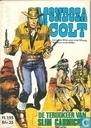 Strips - Mendoza Colt - De terugkeer van Slim Carmichel