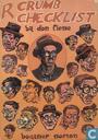 Comics - Robert Crumb - R. Crumb Checklist