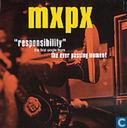 Disques vinyl et CD - MXPX - Responsibility