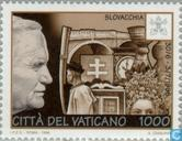 The world travels of Pope John Paul II