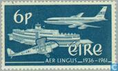 Aer Lingus 25 years