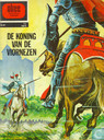 Strips - Floris, de dolende ridder - De koning van de Viornezen