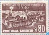 Postage Stamps - Portugal [PRT] - Exhibition and liberation