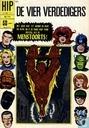 Strips - Captain America - [De zaak van het boze oog!]