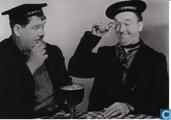 Postcards - Harmon, Larry - 306 - Laurel & Hardy