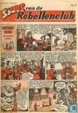 Strips - Sjors van de Rebellenclub (tijdschrift) - 1957 nummer  9