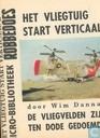 Comic Books - Robbedoes (magazine) - Het vliegtuig start verticaal - De vliegvelden zijn ten dode gedoemd