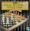 Board games - Schaak - Schaak