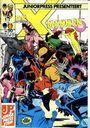 Strips - X-Men - Op oorlogspad