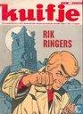 Comic Books - Rik Ringers - Het monster van Zwartlo