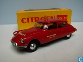 Model cars - Metosul - Citroen DS 19 Bombeiros comando