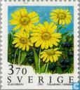 Postage Stamps - Sweden [SWE] - Flowers