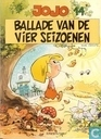 Strips - Jojo [Geerts] - Ballade van de vier seizoenen